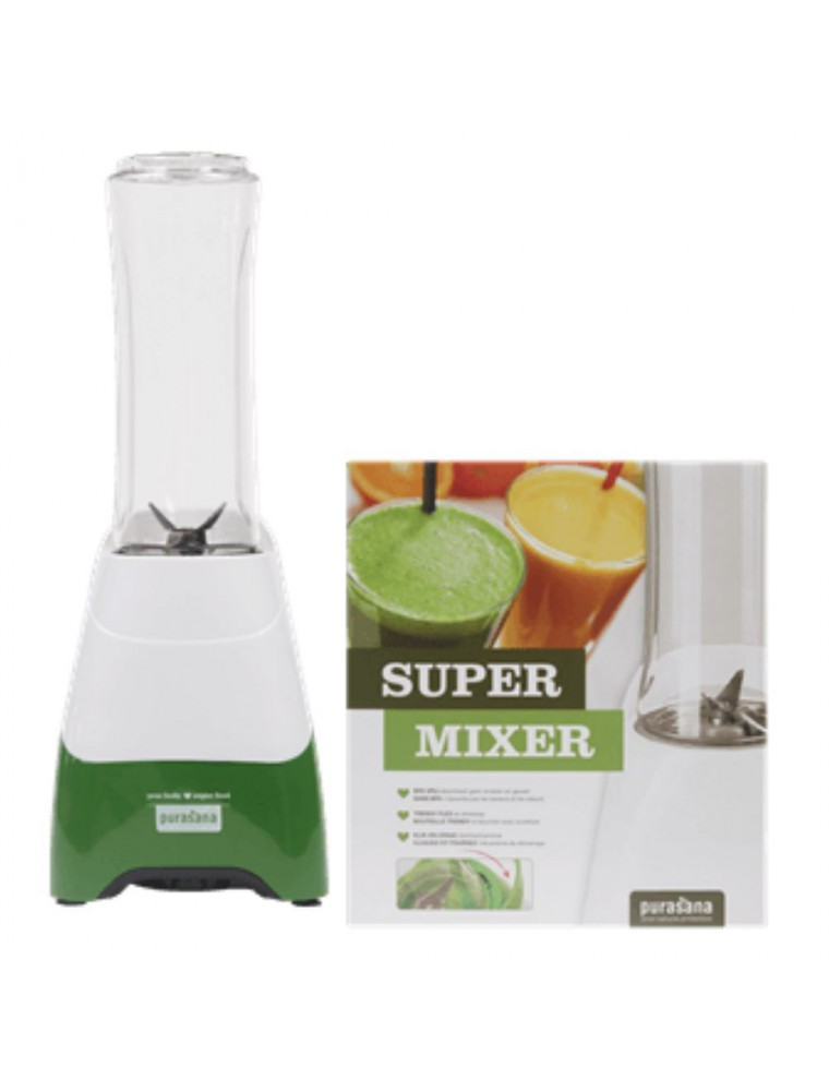 Super Mixer - SuperFoods & Smoothies - Purasana