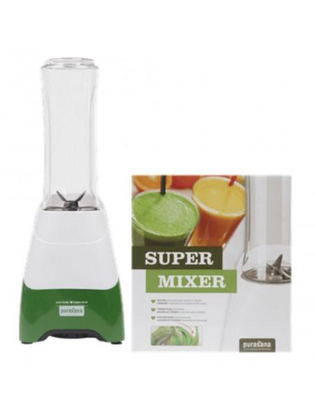 Super Mixer - SuperFoods & Smoothies - Purasana