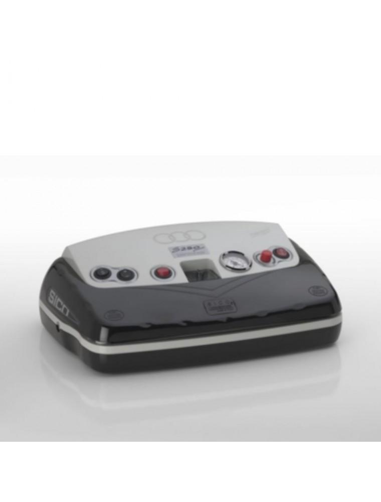 Machine sous vide S250 Premium GN 400W 900 mb de dépression et aspiration 20 Litres - Sico