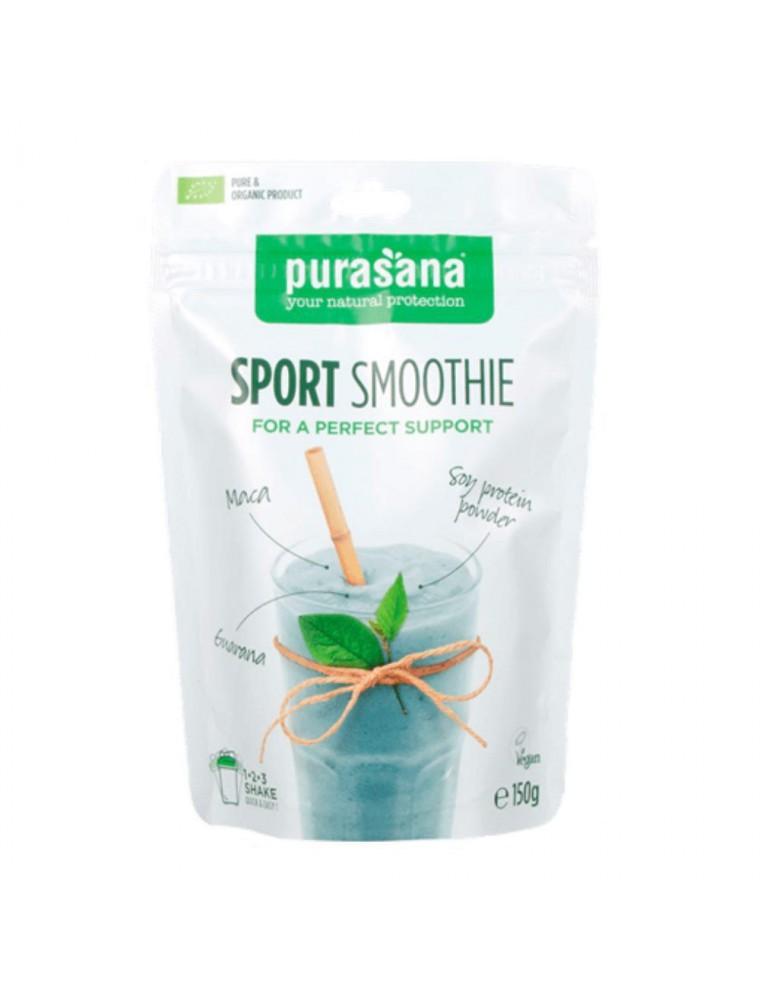 Sport Smoothie - Soutien et Récupération 150 g - Purasana
