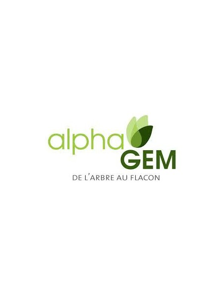 Gem-Respi Complexe n°15 Bio - Respiration 50 ml - Alphagem