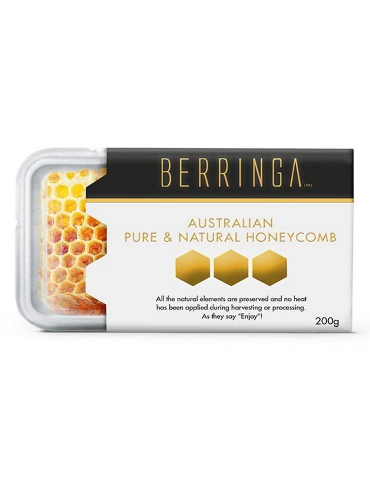 Nid d'abeilles - Rayon de miel australien 200g - Berringa