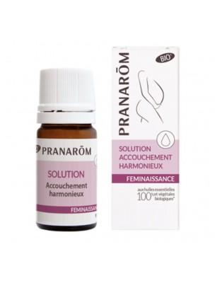 Accouchement harmonieux Bio - Pour détendre et prendre confiance 5 ml - Pranarôm