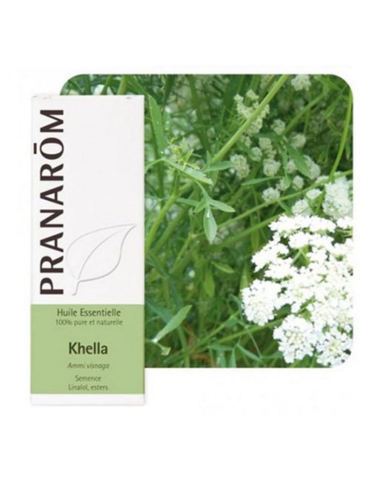 Khella - Huile essentielle d'Ammi visnaga 5 ml - Pranarôm