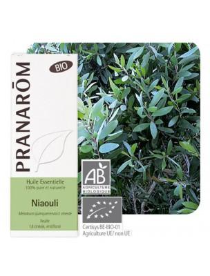 Niaouli Bio - Huile essentielle Melaleuca quinquenervia 10 ml - Pranarôm