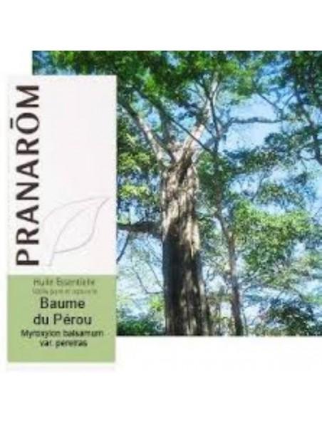 Baume du Pérou - Huile essentielle Myroxylon balsamum var. pereiras 10 ml - Pranarôm