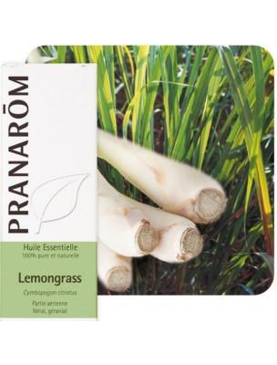 Lemongrass - Huile essentielle Cymbopogon citratus 10 ml - Pranarôm