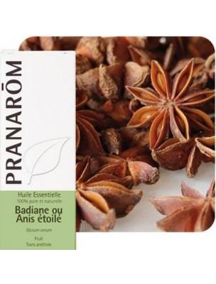 Badiane (Anis étoilé) - Huile essentielle Illicium verum 10 ml - Pranarôm