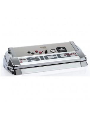 Machine sous vide S-Line 460C avec 2 pompes de pression 800 W  - Sico
