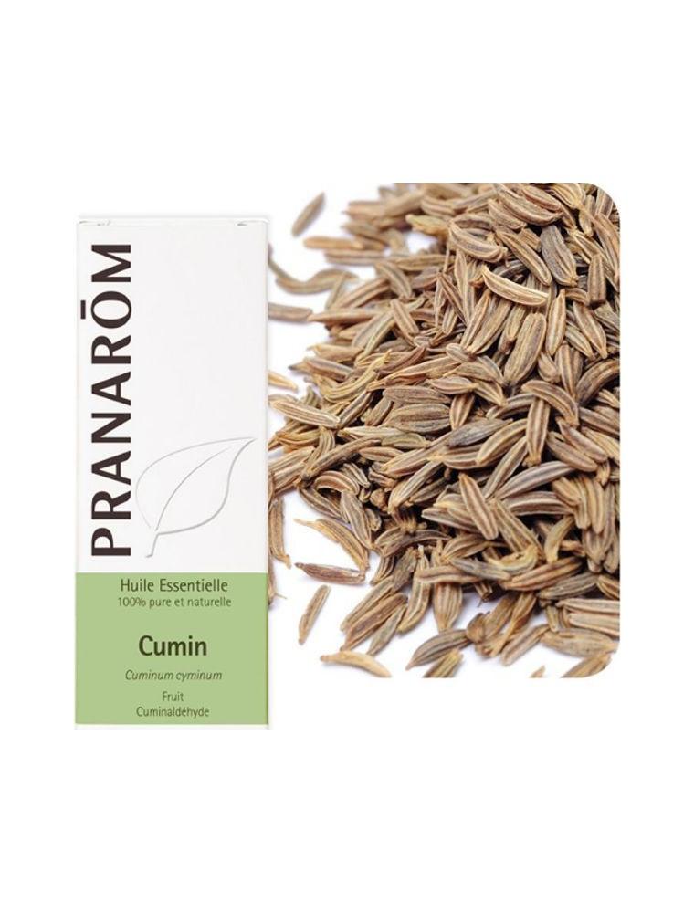Cumin - Huile essentielle Cuminum cyminum 5 ml - Pranarôm