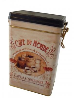 """Boite à café """"Café du Monde"""""""
