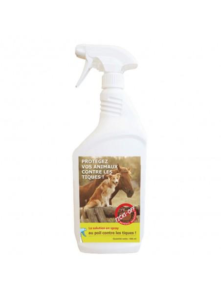 Ticks-Off - Spray anti-tiques - 946ml - Hilton Herbs