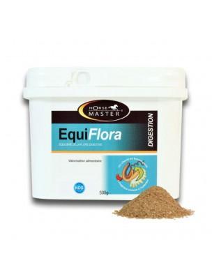 Equiflora - Soutien la fonction Digestive des chevaux 500g - Horse Master