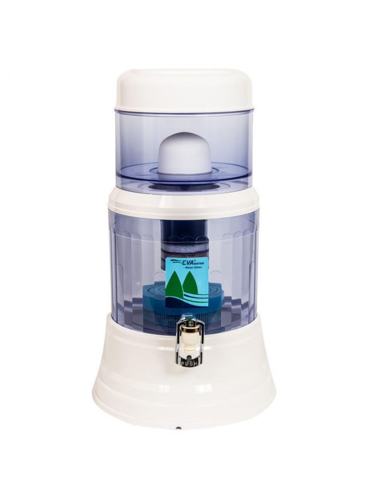 Fontaine à Eau Eva 1200 PLC Sans système magnétique 12 Litres - Fontaine Eva