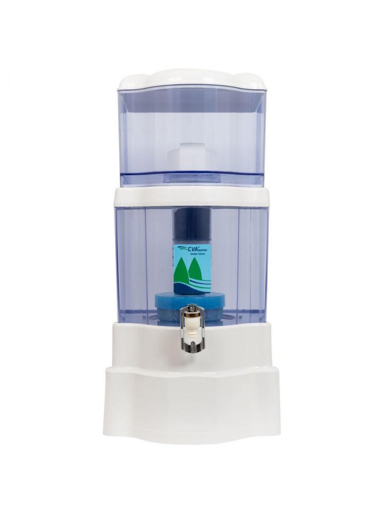 Fontaine à Eau Eva 2500 BEP Avec système magnétique 25 Litres - Fontaine Eva