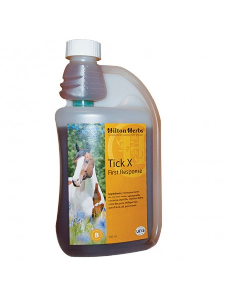 Tick X First Response - Maladie de Lyme - 500ml - Hilton Herbs