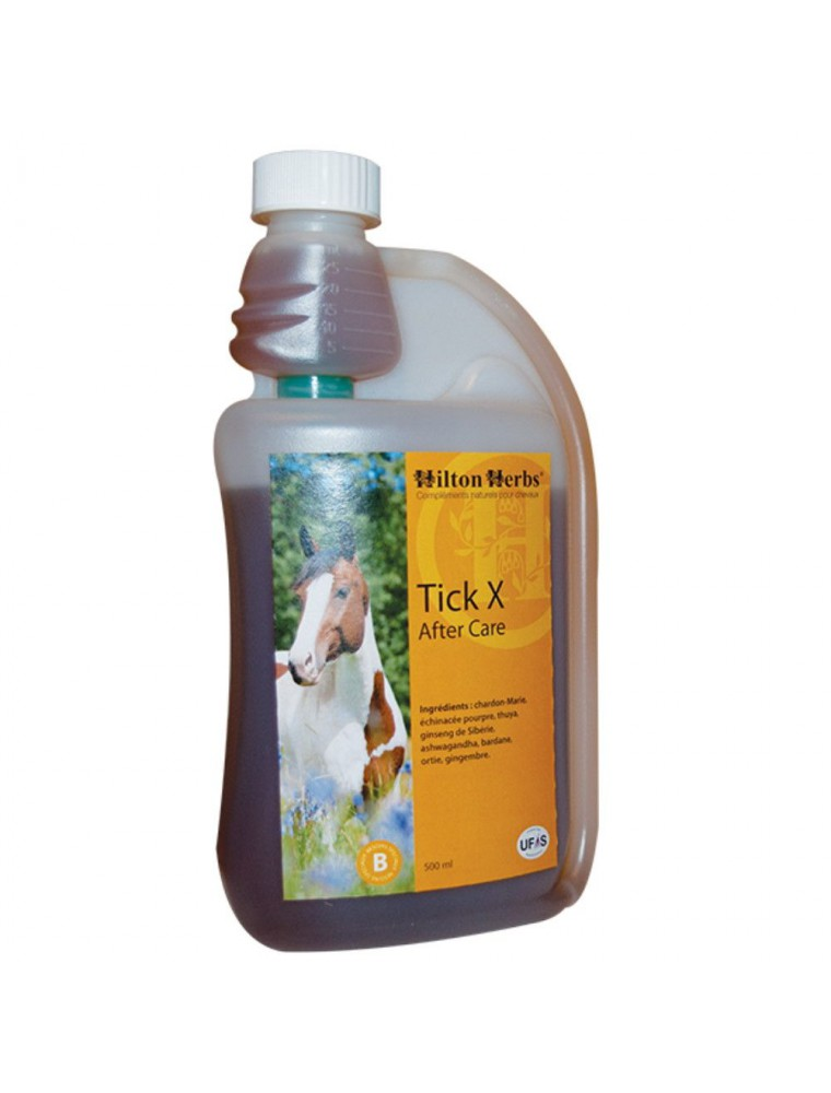 Tick X After Care - Maladie de Lyme 500ml - Hilton Herbs