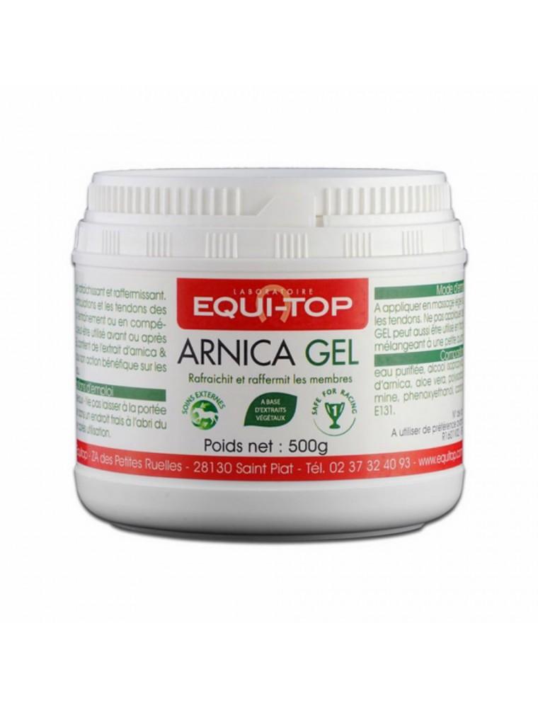 Arnica Gel - Soin de la peau des chevaux 1kg - Equi-Top