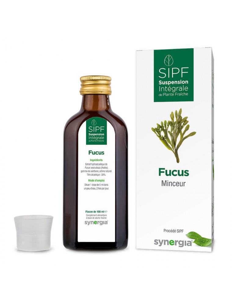 Fucus - Suspension Intégrale de Plante Fraîche (SIPF) 100 ml - Synergia
