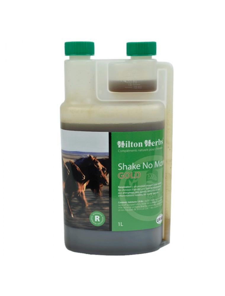 Shake No More Gold - Allergènes estivaux 1 Litre - Hilton Herbs