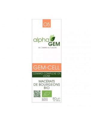 Gem-Cell Complexe n°05 Bio - Ligne 50 ml - Alphagem