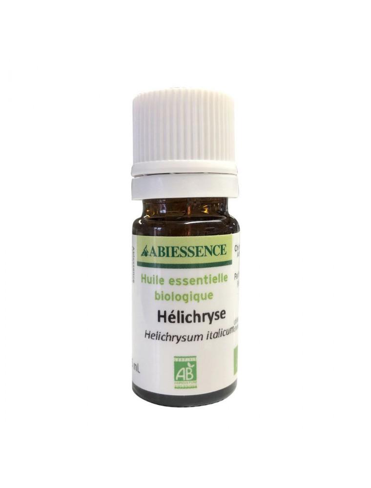 Hélichryse Bio - Huile essentielle d'Helichrysum italicum 5 ml - Abiessence