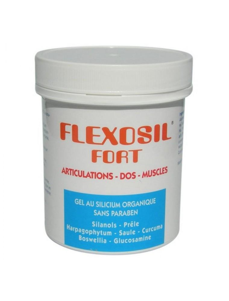 Flexosil Fort - Gel de massage au Silicium  organique 200 ml - Nutrition Concept