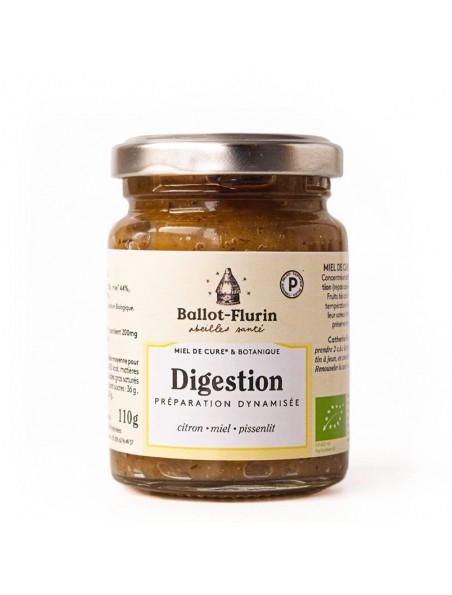 Miel Digestion Bio - Digestion 110g - Ballot-Flurin