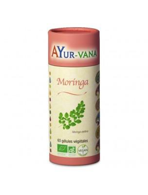 Moringa Bio - Défenses naturelles 60 gélules - Ayur-Vana