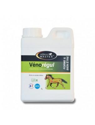 Vénorégul - Soutien la Circulation des chevaux 1 litre- Horse Master