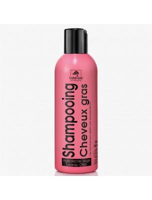 Shampooing Cheveux gras bio - Argile, Lavande et Citron 200 ml - Naturado
