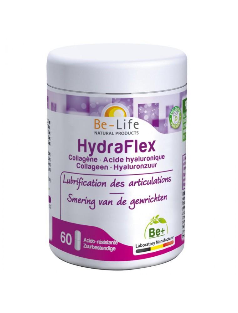 Hydraflex - Articulations 60 gélules - Be-Life
