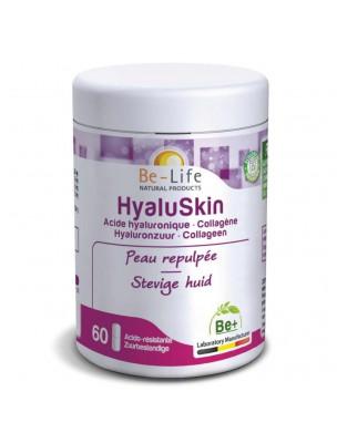 Hyaluskin - Peau repulpée 60 gélules - Be-Life