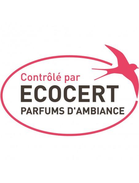 Parfum d'Orient Bio - Diffuseur par capillarité et recharges 100 ml - Herbes et Traditions