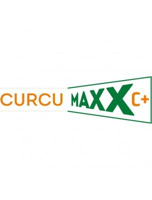 Curcumaxx C+ Bio 95% Sans Pipérine - Curcuma 60 gélules - Curcumaxx