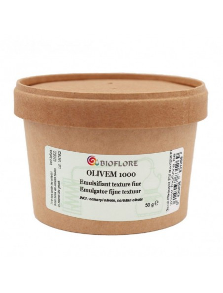 Olivem 1000 - Emulsifiant texture fine 50g - Bioflore