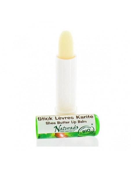 Stick lèvres au karité Bio - Prévention des gerçures - Naturado
