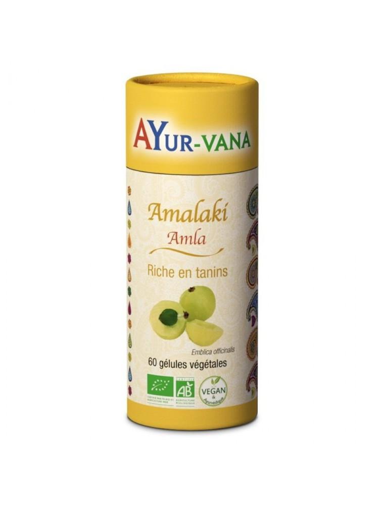 Amalaki Bio - Tonique 60 gélules - Ayur-Vana