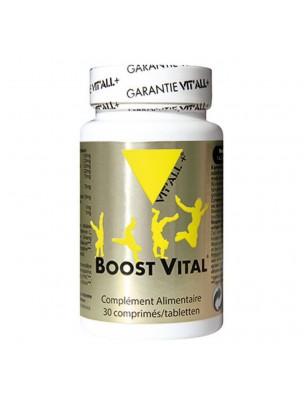 Boost Vital - Tonus 30 comprimés - Vit'all+