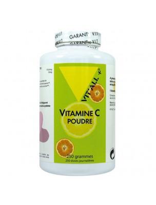 Vitamine C - Vitalité poudre 250 grammes - Vit'all+