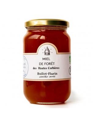 Miel de Forêt Bio 480g - Parfum polyfloral - Ballot-Flurin