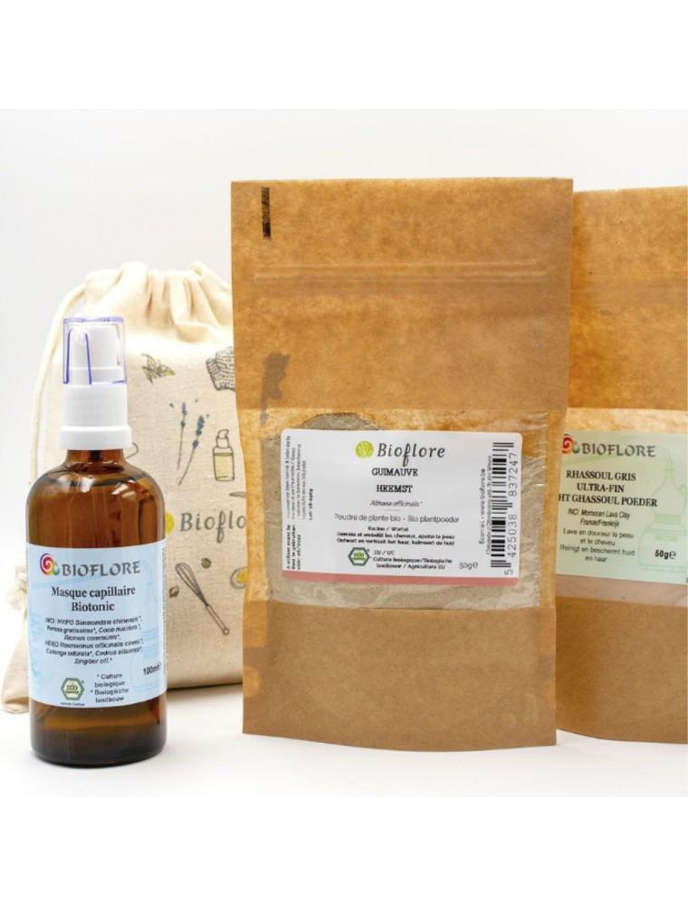 Kit cheveux Bio - Masque capillaire - Bioflore