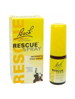 Rescue Remedy Spray 20 ml – Fleurs de Bach Original