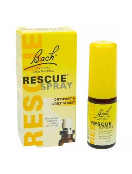 Rescue Remedy - Remède de Secours du Docteur Bach en Spray 20 ml - Fleurs de Bach Original