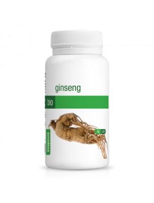 Ginseng Bio - Tonique et fortifiant 80 gélules - Purasana