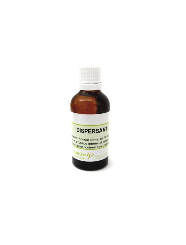 Dispersant pour huiles essentielles - Pour créer des bains ou des boissons aromatiques 50 ml - Pranarôm