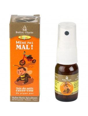 "Spray ""Même pas Mal"" Bio - Enfants 15 ml - Ballot-Flurin"