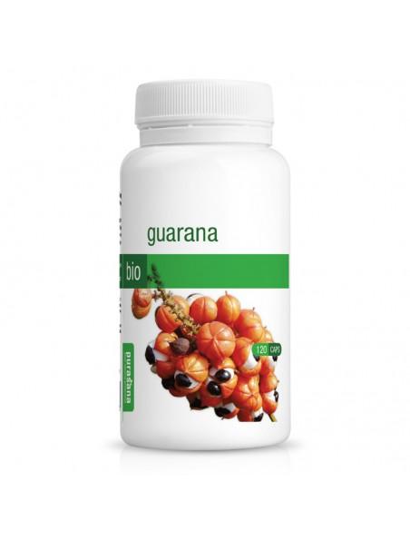 Guarana Bio - Tonique & Minceur 120 gélules - Purasana