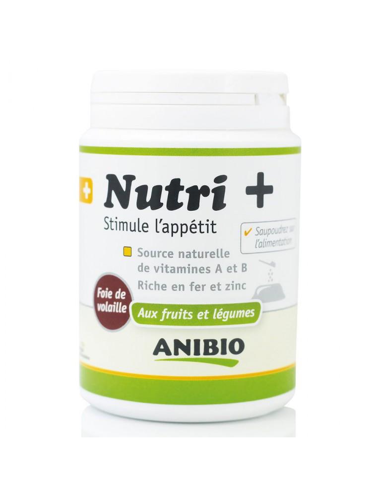 Nutri + - Appétit Chiens et Chats 120 g - AniBio