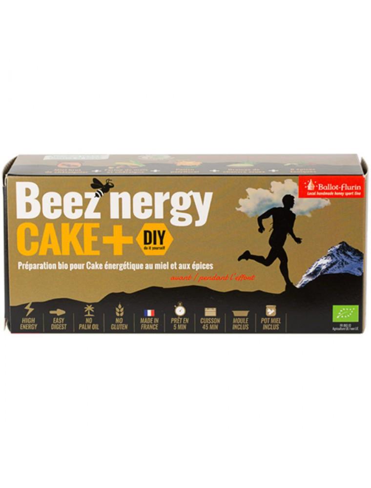 Beez'Nergy Cake + DIY Bio - Préparation énergétique 240g - Ballot-Flurin